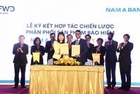 FWD hợp tác độc quyền 15 năm với Nam A Bank