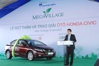 Mega Village của KDH sẽ bàn giao trong quý I/2016