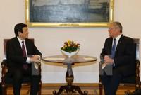 Sớm nâng FDI Đức vào Việt Nam lên 5 tỷ USD