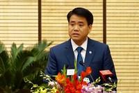 Tướng Chung trúng cử chức danh Chủ tịch UBND TP. Hà Nội