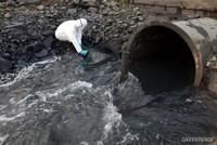 Chỉ 10% nước thải đô thị đã qua xử lý