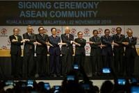 Cộng đồng kinh tế ASEAN (AEC) chính thức hình thành