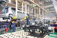 Chủ tịch BIDV Trần Bắc Hà bàn chuyện làm công nghiệp ô tô