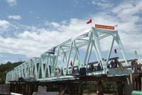 Dự án 44 cầu đường sắt tuyến Bắc Nam trị giá 9.284 tỷ đồng về đích