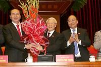 Ông Nguyễn Phú Trọng tái cử Tổng bí thư