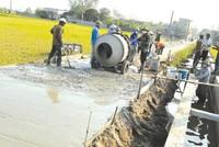 Bổ sung hơn 400.000 USD vốn xây dựng nông thôn mới