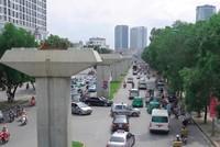 Dường sắt Cát Linh - Hà Đông chậm tiến độ do tổng thầu Trung Quốc nợ tiền nhà thầu phụ