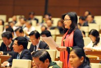 Từ 4/4, Quốc hội xem xét quyết định công tác nhân sự nhà nước