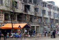Vật phát nổ ở Khu đô thị Văn Phú có thể là khoang chiến đấu từ một tên lửa