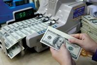 Tỷ giá trung tâm ngày 23/3 tăng nhẹ, giá USD ngân hàng tăng đột biến