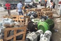 Xử lý nghiêm việc mua bán máy móc cấm nhập khẩu tại Tân Bình, TP. HCM