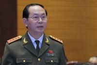 Bộ trưởng Công an Trần Đại Quang được giới thiệu làm Chủ tịch nước