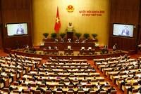 Quốc hội thông qua 4 Luật