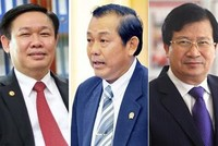 Thủ tướng trình danh sách thành viên mới của Chính phủ