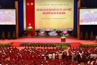 Khai mạc Hội nghị toàn quốc quán triệt Nghị quyết Đại hội XII của Đảng