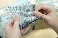 Tỷ giá trung tâm ngày 20/4 giảm 17 đồng/USD, giá vàng tăng vọt