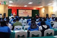 Ông Lê Quốc Phong trúng cử chức Bí thư thứ nhất Trung ương Đoàn