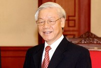 19 Uỷ viên Bộ Chính trị ứng cử đại biểu Quốc hội tại 19 đơn vị bầu cử