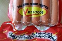 100% mẫu xúc xích Vietfoods chứa chất gây ung thư