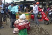 Rùng mình trước kho chứa 700kg thịt thối tại Bình Phước