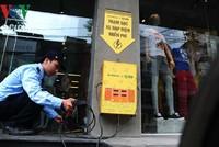 Hà Nội có Trạm sạc miễn phí dành cho xe đạp điện