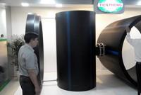 Nhựa Tiền Phong giới thiệu sản phẩm ống nhựa lớn nhất Việt Nam