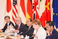 Thủ tướng Nguyễn Xuân Phúc dự Hội nghị thượng đỉnh G7 mở rộng