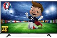 5 mẫu tivi 4K màn hình lớn, giá dưới 15 triệu đồng