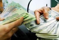 Sáng ngày 24/6, tỷ giá trung tâm giảm 2 đồng/USD, giá vàng tiếp đà tăng