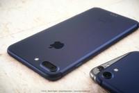iPhone 7 sẽ có màu đen mới và màu xanh dương