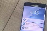 Rò rò ảnh thực tế Samsung Galaxy Note 7