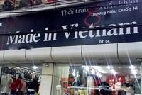 Hàng thời trang Made in Việt Nam…toàn hàng Trung Quốc!