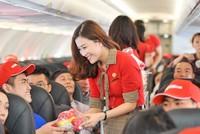 Vietjet tung 30.000 vé giá từ 0 đồng cho chặng bay Đài Loan và Hàn Quốc