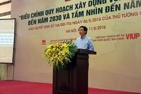Thêm Phú Thọ, Thái Nguyên và Bắc Giang vào Quy hoạch Vùng Thủ đô Hà Nội