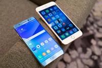 Hiệu năng iPhone 6s tốt hơn Galaxy Note 7