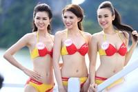 Bikini Vietjet tôn vinh nét đẹp Hoa hậu Việt Nam 2016
