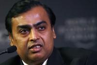 Tỷ phú giàu nhất Ấn Độ cung cấp mạng 4G miễn phí cho 1 tỉ dân