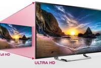 Tivi 4K phổ cập nhanh hơn HD