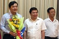 TP HCM có 2 giám đốc sở mới