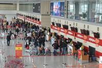 Vietjet bắt đầu tư tung 1,5 triệu vé Tết giá hấp dẫn