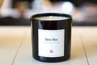Độc đáo loại nến thơm có mùi.. máy tính Mac mới của Apple