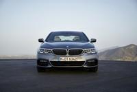 BMW 5-Series thế hệ mới chính thức ra mắt