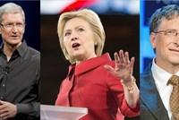 Bill Gates có thể làm phó Tổng thống nếu Hillary Clinton trúng cử