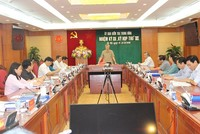 Ủy ban Kiểm tra Trung ương kết luận về công tác cán bộ tại Bộ Công Thương