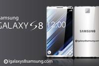 Galaxy S8 sẽ quét vân tay quang học