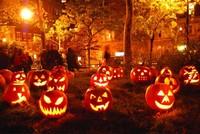 Quả bí ngô trong phong tục Halloween hiện đại