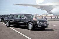 Tân Tổng thống Mỹ sẽ dùng limousine bọc thép mới