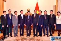 Điều động, bổ nhiệm nhân sự chủ chốt Bộ Ngoại giao