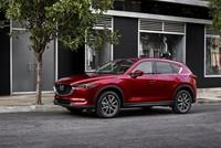 Cận cảnh Mazda CX-5 hoàn toàn mới