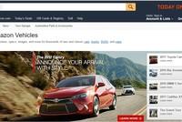 Amazon sẽ bán ô tô qua internet với giá rẻ hơn...30%